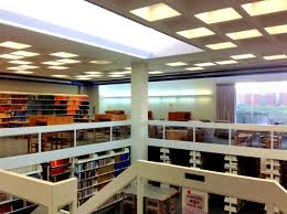 Basement Library Dinand Study Spaces College Of The Holy Cross