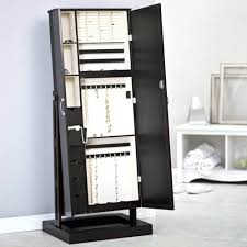Oak Computer Armoire by Mirror And Jewelry Armoire U2013 Blackcrow Us