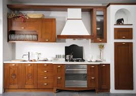 kitchen wooden kitchen cabinets with granite countertops design