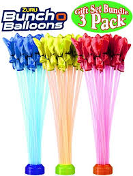 bunch balloons zuru bunch o balloons instant 100 self sealing water balloons