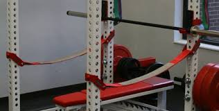 Bench Press Safety Stands Webbing As Spotter Arms Bodybuilding Com Forums