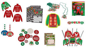 Christmas Sweater Party Ideas - top 10 best ugly christmas sweater party supplies heavy com