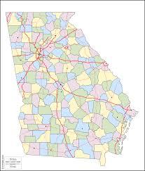 Ga Usa Map by Georgia Mapa Gratuito Mapa Mudo Gratuito Mapa En Blanco