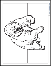 koala bear coloring page printable coloring pages color with fuzzy
