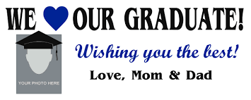 congratulations graduation banner graduation banners personalized vinyl banners 25