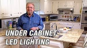 how to install lighting your kitchen cabinets cabinet led lighting