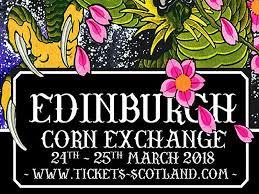 the 8th annual scottish tattoo convention at edinburgh corn