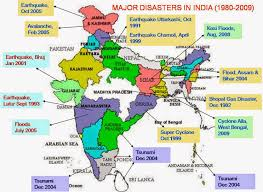 Bhopal India Map by Kerala Psc Disasters In India