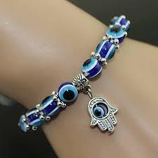 evil eye beads bracelet images Buy fashion charm evil eye bead protection good luck bracelet jpg