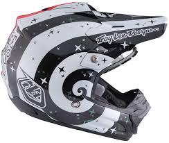 troy lee designs motocross helmets 425 00 troy lee designs se3 phantom dot snell certified 1001819