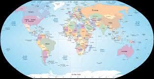 Political World Map World Map Map Of World World Political Map