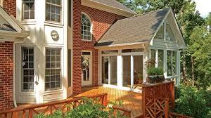 3 season porches andersen windows for 3 season porch
