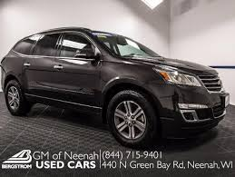chevrolet traverse 7 seater neenah used chevrolet traverse vehicles for sale