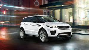 land rover evoque black and white new range rover evoque grange