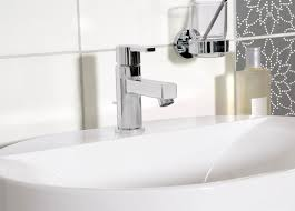 grohe lineare 1 2 inch basin mixer tap with pop up waste chrome