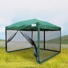 gazebo 8x8 quictent 10x10 8x8 pop up gazebo tent canopy mesh screen