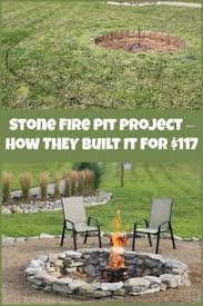 Build Firepit Inspiration For Backyard Pit Designs Pit Area Rivers