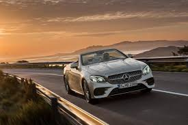mercedes benz completes the e class family with the new 2018 e