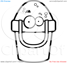 empty bucket filler clipart china cps