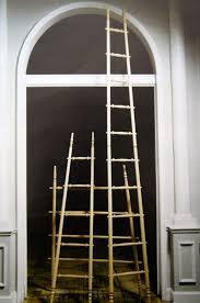 Sliding Bookshelf Ladder Furniture Cheap Wooden Library Ladder Ideas With Different