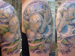 floral tattoo quarter sleeve 70 best shoulder tattoos