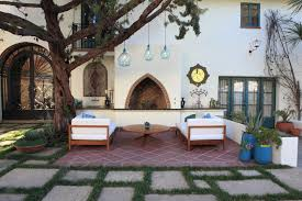 Hanging Plants For Patio Hooker Furniture Outlet In Patio Mediterranean With Best Outdoor