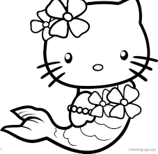 free printable hello kitty coloring pages for kids hello kitty