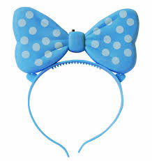 cool headbands online shop novelty minnie mouse cool light up led bows