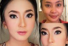 Make Up Artist Bandung lck makeup artist wedding hair makeup in bandung bridestory
