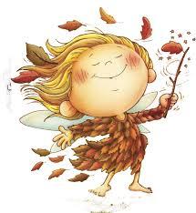 descargar imagenes para whatsapp de niños imagen de hadita del otoño para descargar en whatsapp imagenes y