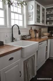 cheap farmhouse kitchen sink farmhouse 5540 ikea butcher block counters with ikea butcher block