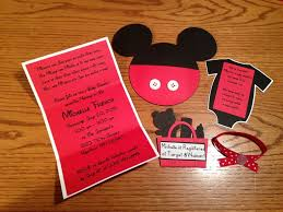 mickey mouse baby shower invitations baby shower invitations charming mickey mouse baby shower