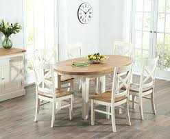 Oak Extending Dining Table And 4 Chairs Oval Extendable Dining Table And Chairs Oval Extending Table And 4