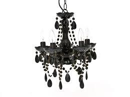 Black Chandelier Lighting by 15 Photos Black Glass Chandelier Chandelier Ideas