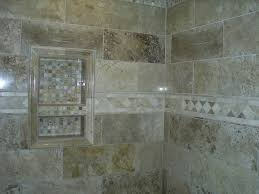 Travertine Tile Bathroom by Maloney Tile And Marble Stone Tub Surround In Canton Mi