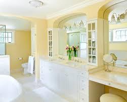 yellow bathroom ideas fantastic yellow bathroom for interior home trend ideas with