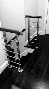 black staircase home default railingco