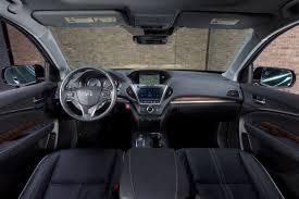 lexus 460 vs mdx 2017 acura mdx our review cars com