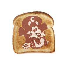 Toaster Face Eat Your Face For Breakfast With