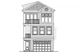 house plans for narrow lots narrow lot cottage house plans 3 story narrow lot house