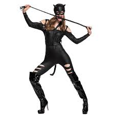 Catwoman Halloween Costumes Girls Buy Wholesale Catwoman Costume China