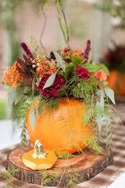 fall centerpiece ideas pumpkin week pumpkin inspired tables centerpieces planning