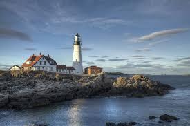 portland head light lighthouse 6 lighthouses to see near portland maine