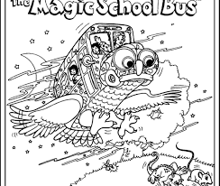 preschool coloring pages school coloring sheets of school buses pages the magic bus free for