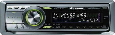 pioneer deh p4800mp cd receiver with mp3 wma playback at