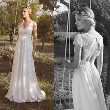 wedding dresses open back open back wedding dress ebay