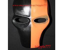 deathstroke mask etsy