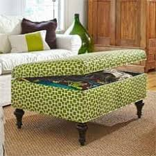 Upholstered Storage Ottoman Build Your Own Upholstered Storage Ottoman Diy Crafts Mom