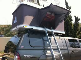 Ford F150 Truck Tent - explorer series hard shell roof top tent