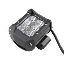 Light Bar For Motorcycle Aliexpress Com Buy 2pcs 4inch 18w Led Work Light Bar For